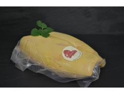 Foie gras de canard entier frais éveiné (+/- 500g)