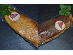 Magret de canard fumé au bois de hêtre (+/- 340g)
