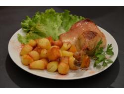 Cuisse de canard confite (+/- 400g)