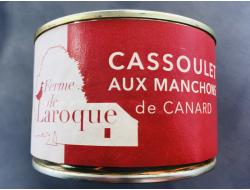 Cassoulet aux Confits de canard 1 part